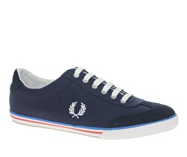 d084264d05f chaussure fred perry tissu