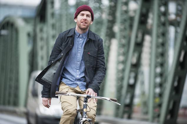 Levi's Commuter automne collection