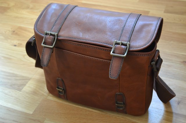 sac fossil homme