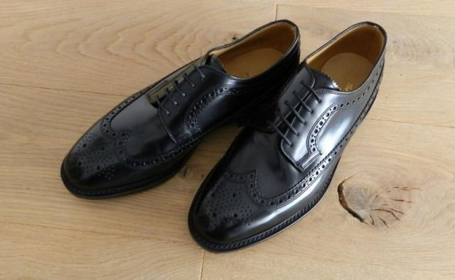 BOUTIQUE BRITISH SHOES