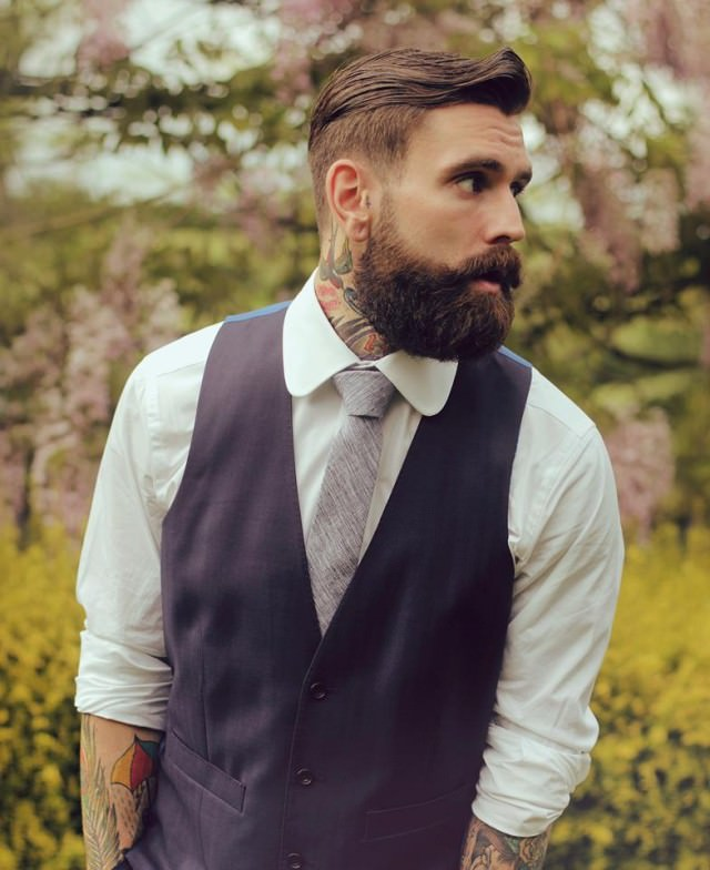 moda-barba-fashion-beard-hipster-indie-look-estilo-style-modaddiction-johnny-harrington-hombre-man-menswear-trends-tendencias-chic-elegante-casual-elegancia-