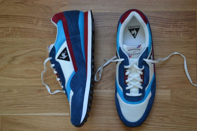 frenchtrotters le coq sportif