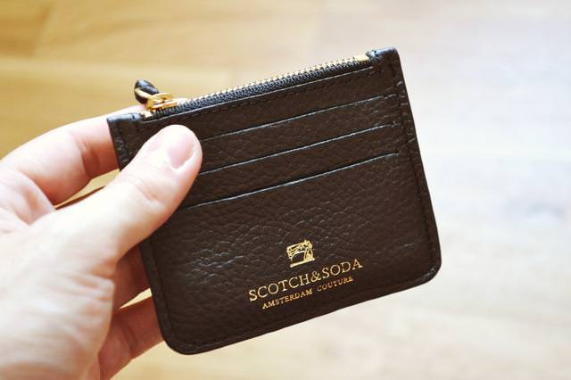 Porte-cartes Scotch & Soda
