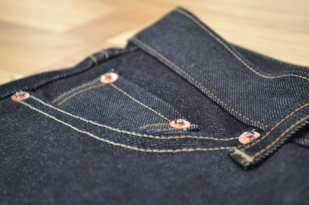 jean uniqlo slim