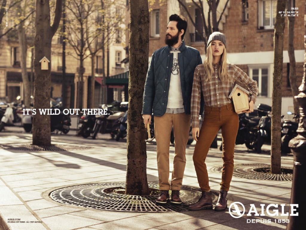 aigle-It's wild out there