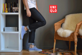 Jeans selvedge Uniqlo
