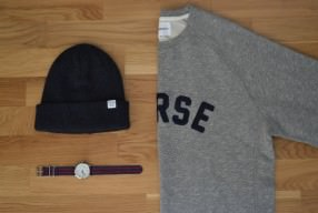 Sweat & Bonnet Norse Projects