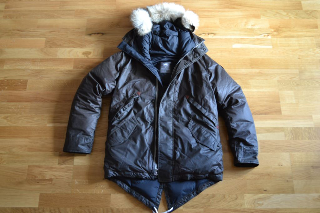 Canada Goose expedition parka online discounts - Parka Canada Goose x Wings + Horns | Le Barboteur
