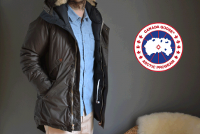 Parka Canada Goose x Wings + Horns