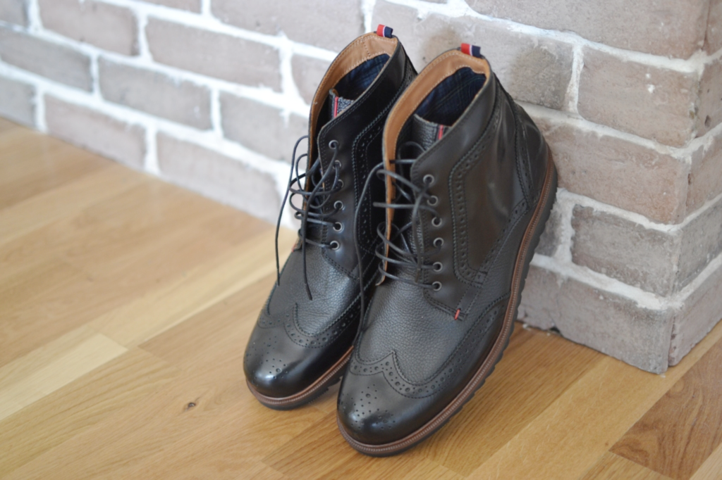 bottines tommy hilfiger