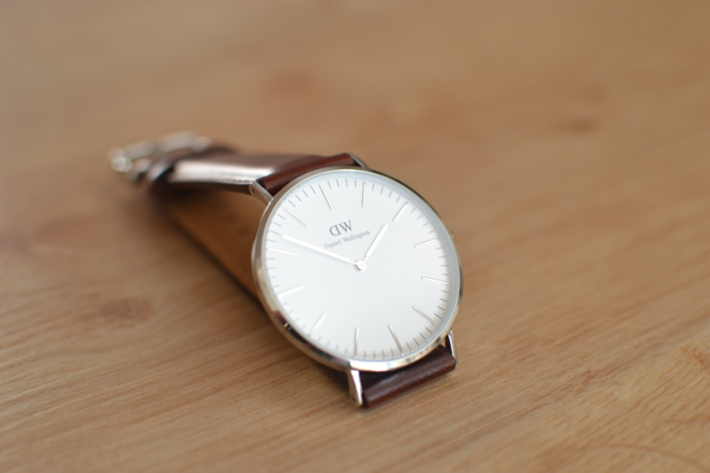 vente privée daniel wellington