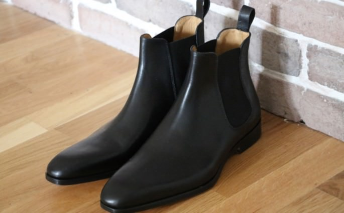 bottines noir bexley