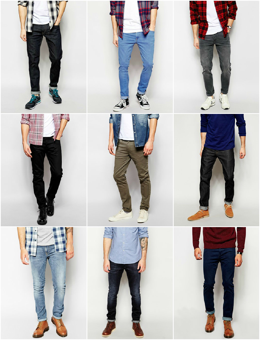 jeans-look-homme