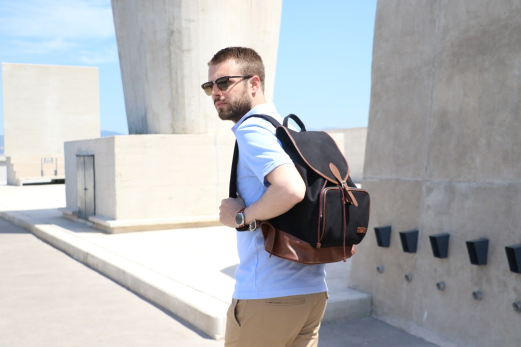 fred-perry-look-avec-sac