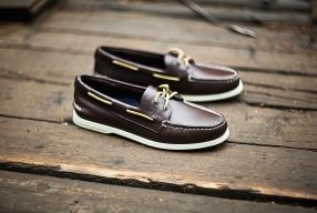 Le style Sperry Top-Sider