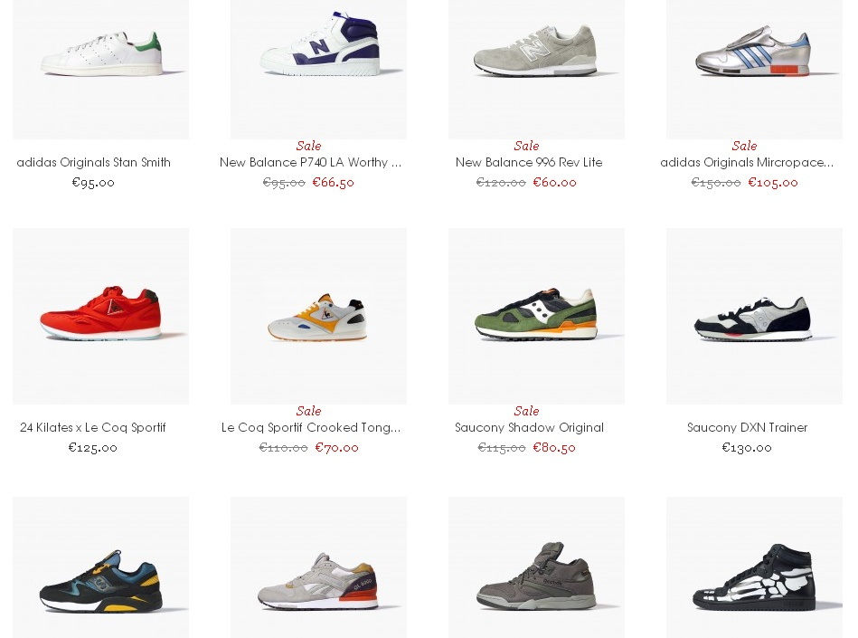 sneakers-limited-editions