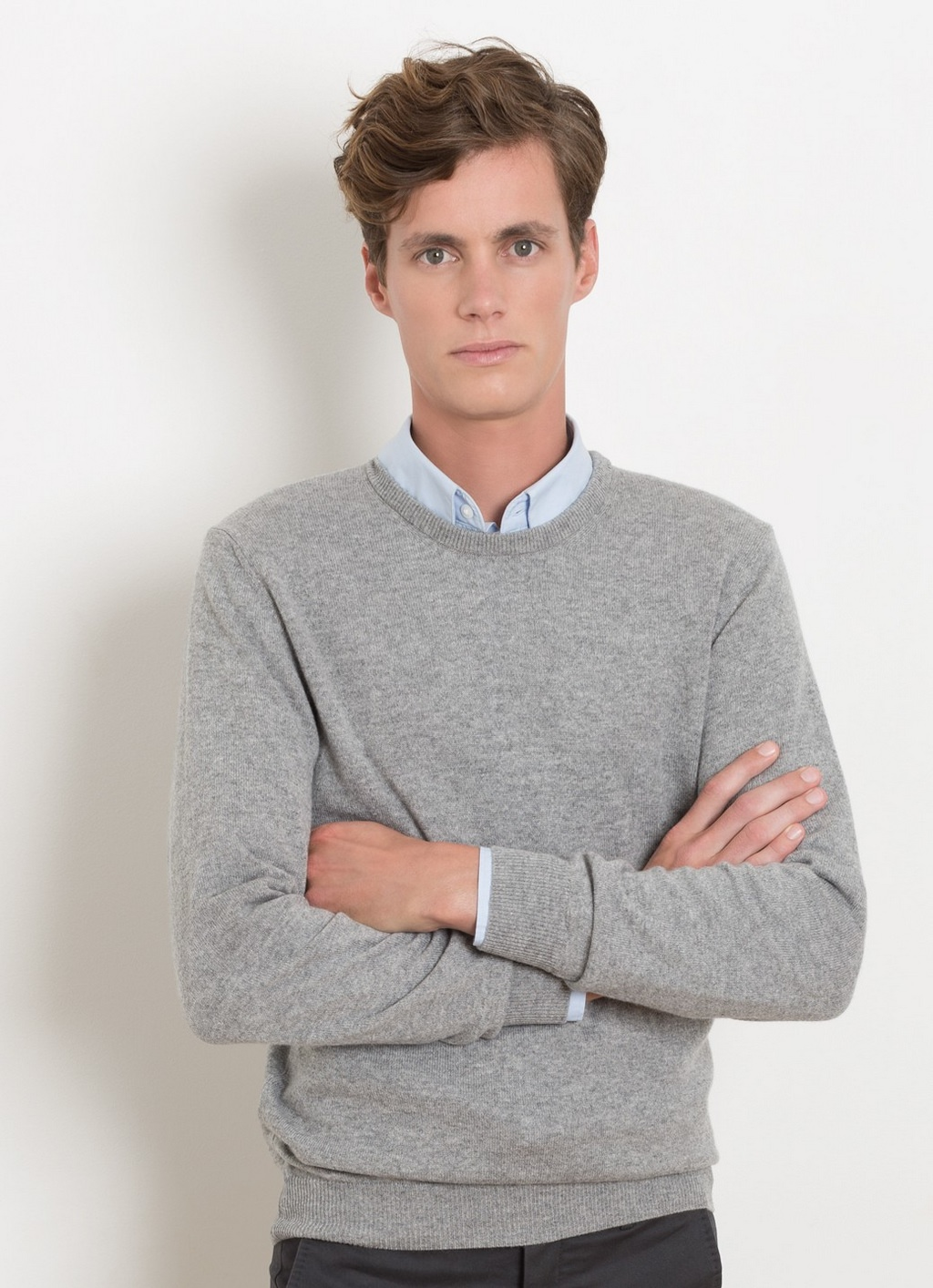 pull-cachemire-col-rond-homme-gris-clair