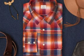 Cotton Society : la chemise Cowboy